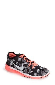 best website e9b9d 22e1f Nike Free TR Fit 5 Print Training Shoe (Women) available at cheap nike free  shoes,cheap nike air max online store