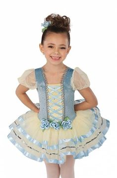 Dance Recital Costumes, Cute Dance Costumes, Ballet Costumes, Baby Ballet, Ballet Kids, Dance Costume Companies, Dance Outfits, Girl Outfits, Ballroom Dance Dresses