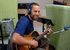 Jack Johnson in the studio 2009