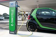 RWE-Lösung für die Tankstelle von morgen