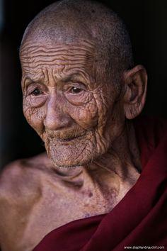Old Monk - Myanmar by Stephan Brauchli on 500px