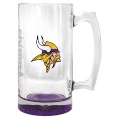 NFL Minnesota Vikings Elite Tankard 25ounce *** More info could be found at the image url.