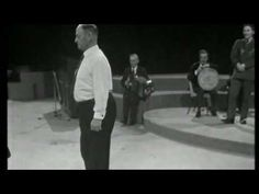Dancer John Conneely on the Late Late Show, dancing an Irish reel after recovering from a broken back.