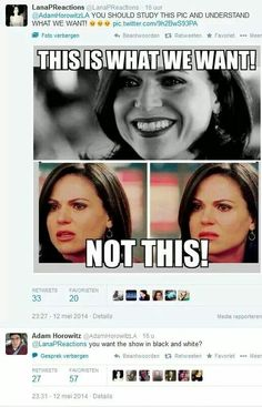 I would rather see a little of both, both would keep Regina from getting boring, and please never change our Evil Queen...we need her just the way she is!❤️ If the Evil Queen and Regina are not a little bit EVIL, will be no #EvilRegals❤️