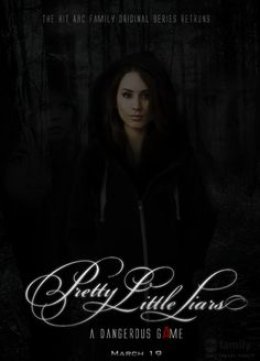 Pretty Little Liars Season 4 Poster | Fan made poster - Pretty Little Liars SEASON 4 by ~xevelynxx on ...