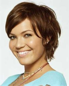 mandy moore short hair pictures | Short Hairstyles Gallery| Trendy Short Hairstyles