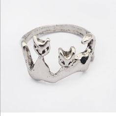 COMING SOON Cat ring Jewelry Rings
