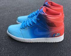 Custom Jordan 11 Shoes Nike Air CITRUS by 2nicecustoms on Etsy