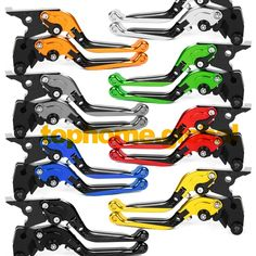 (28.53$)  Know more  - For Suzuki Bandit GSF600F 1989 - 1997 Foldable Extendable Brake Clutch Levers CNC 8 Color 1990 1991 1992 1993 1994 1995 1996