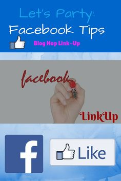 Come join the party and link up your Facebook Tips post in the Let's Party Blog Hop