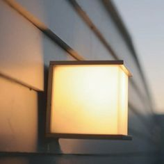 Lutec Lighting Box Cube 1846 Aluminium Wall Light £48.60