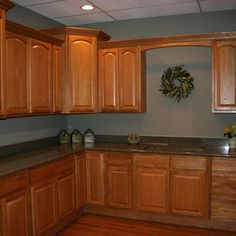 Best Kitchen Paint Colors With Maple Cabinets Photo 21 400 x 300