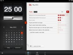 Pomodoro Plus HD - Time Management Tool for iPad on the iTunes App Store