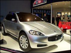 Maserati SUV ... I want One!!!!!!!!!!!!!