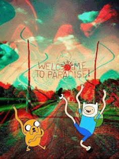 gif Adventure Time trippy funny gif perfect drugs lsd drug acid psychedelic dmt mdma loop ozora looping gif 2cb