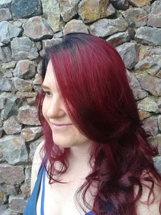 #hair #haircolor #hairgrowth Bold Colors, Hair Growth, Spice Things Up, Haircolor, Your Hair, Colour, Hair Growing, Hair Color, Vivid Colors