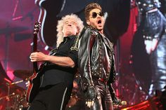 Queen's Brian May says Adam Lambert 'doesn't want to be with us all the time'