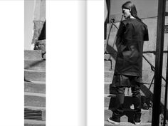 fall 14 | androgynous photographed by perla maarek www.AuCourant.co #aucourantparis #aucourant