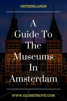Visiting each and every Amsterdam museum is virtually impossible if you are on a tight schedule. This quick guide makes choosing the right few easier.