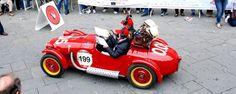 Benedetti Giannini 750 S - Mille Miglia in Siena, Toskana | Nostalgic Oldtimerreisen