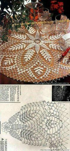 Breathtaking Crochet So You Can Comprehend Patterns Ideas. Stupefying Crochet So You Can Comprehend Patterns Ideas. Free Crochet Doily Patterns, Crochet Doily Diagram, Crochet Mandala, Crochet Chart, Crochet Motif, Crochet Designs, Lace Patterns, Filet Crochet, Thread Crochet