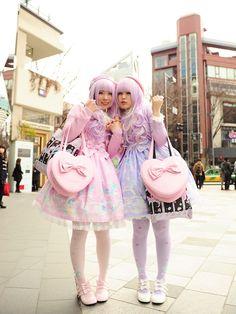 Sweet Lolita Friends.