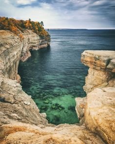 Lolle's Blog — Pictured Rocks National Lakeshore in Michigan...