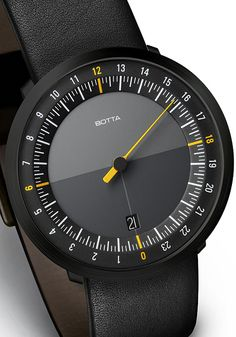 BOTTA UNO 24 BLACK EDITION LEATHER