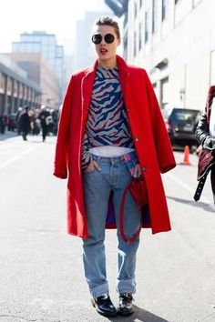 Best Outfit Ideas For Fall And Winter  60 Stylish Ways To Wear a Basic Pair of Blue Jeans