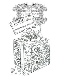 More Than 40 Free Printable Christmas Coloring Pages That Kids Love