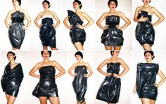 8 Halloween Costumes You Can Make Out of A Garbage Bag   Her Campus