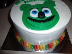 Gummy bear cake~