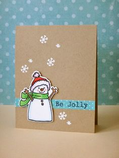 New Avery Elle Be Jolly stamp set