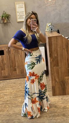 Choli Dress, Dress Skirt, Dress Outfits, Casual Outfits, Fashion Dresses, Evening Dresses With Sleeves, Look Fashion, Girl Fashion, Culottes