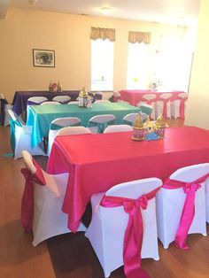 Shimmer and Shine Birthday Party Ideas   Photo 2 of 12