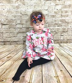Flower Headband- Flower Bow; Flower Hair Bow; Flower Nylon Headbands; Baby Nylon Headband; Bow Headband; Flower Bow Headband; Baby Bows by SuVernBowtique on Etsy