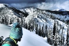 With an average annual snowpack of around 10 feet, the Swans boast some of the state's best backcountry powder skiing, on the edge of one of the largest tracts of wilderness in the lower 48 states.