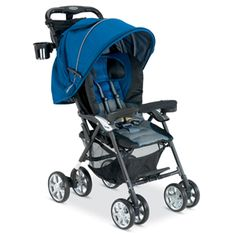 Combi Cabria Stroller - Royal Blue