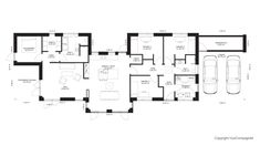 Floor Plans, How To Plan, Inspiration, Sims, Terrace, Biblical Inspiration, Floor Plan Drawing, House Floor Plans, Inhalation