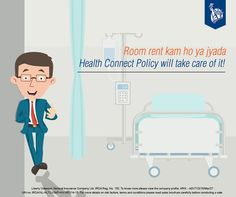 Mr. Neel now knows the importance of getting the Liberty Health Connect Policy!  Check here: https://www.libertyvideocon.com/our-products/health-insurance