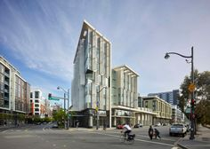 Three architecture studios complete low-cost housing complex in San Francisco