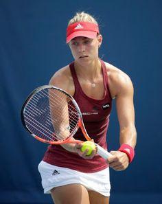Blog Esportivo do Suíço:  Kerber faz semi em Cincinnati e encosta em Serena no ranking