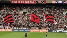 DC United are expected to make changes to the side which won in midweek. Franklin is pressing for a start in the right back role, with Korb most likely to drop Soccer Flags, Dc United, Professional Soccer, 12th Man, Sports Betting, Thing 1 Thing 2, Eagles, Revolution, Basketball Court