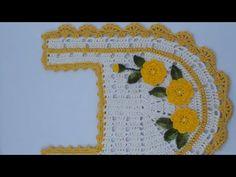 Bathroom Sets, Diy And Crafts, Projects To Try, Blog, Bath Room, Crochet Dishcloths, Crochet Flowers, Crochet Throw Pattern, Tejidos