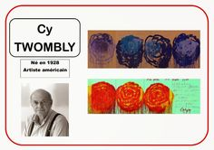 Twombly - Portrait d'artiste Plus Cy Twombly, Art Worksheets, Ecole Art, Baby Art, Art Plastique, Art Activities, Art Therapy, Art School, Oeuvre D'art