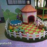 Buffet infantil Aram Kids