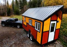 Hummingbird Micro Homes   Tiny Homes made in Fernie, BC