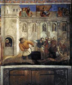 fra angelico, mártíromság, a rábízott értékekkel el kell számolnia. a börtönben megtéríti a cellatársakat.