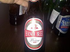 vietnamese beer Beers Of The World, Beer Bottle, Drinks, Food, Drinking, Beverages, Meal, Essen, Drink