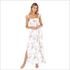 Exclusive Floral Maxi Dresses | Plum Pretty Sugar